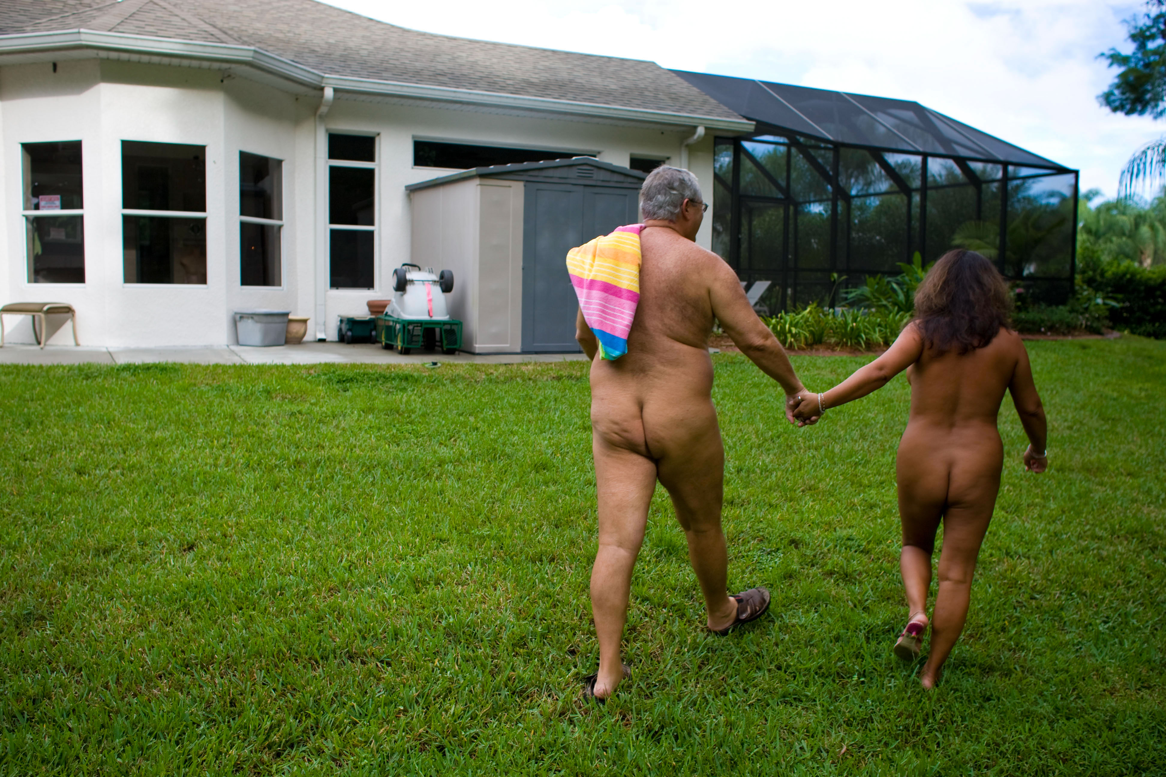 Florida Photography | Nudists - Editorial & Documentary | Steven Martine