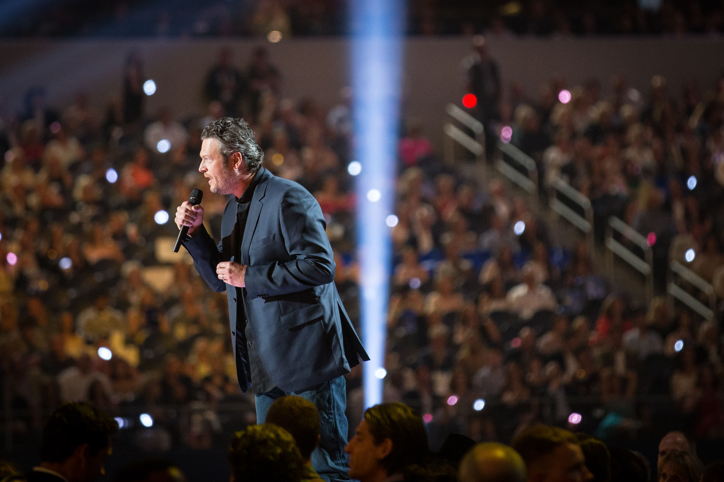 Florida Photography |Blake Shelton - Music and Celebrity | Steven Martine