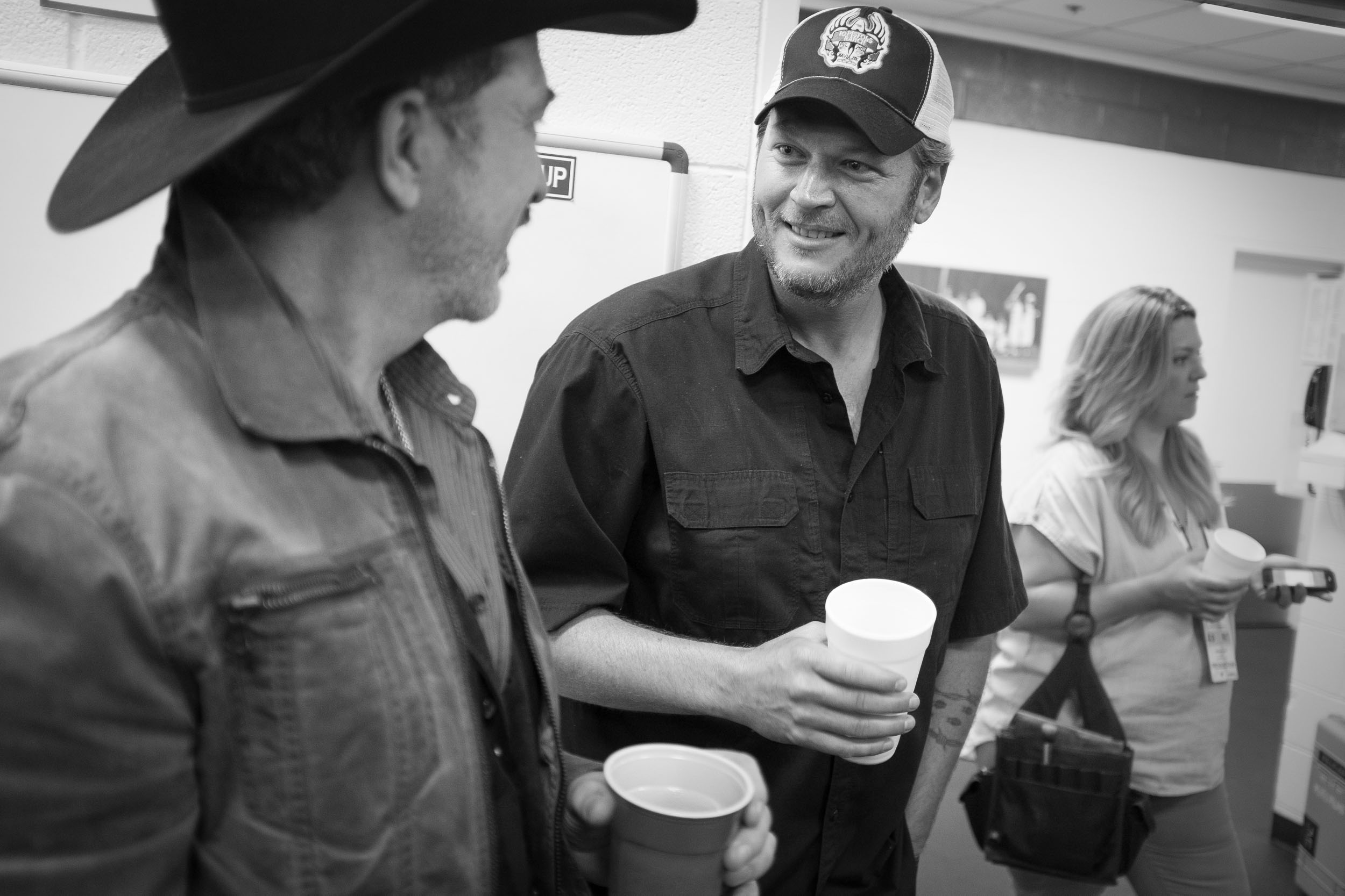Florida Photography | Kix Brooks & Blake Shelton - Music and Celebrity | Steven Martine