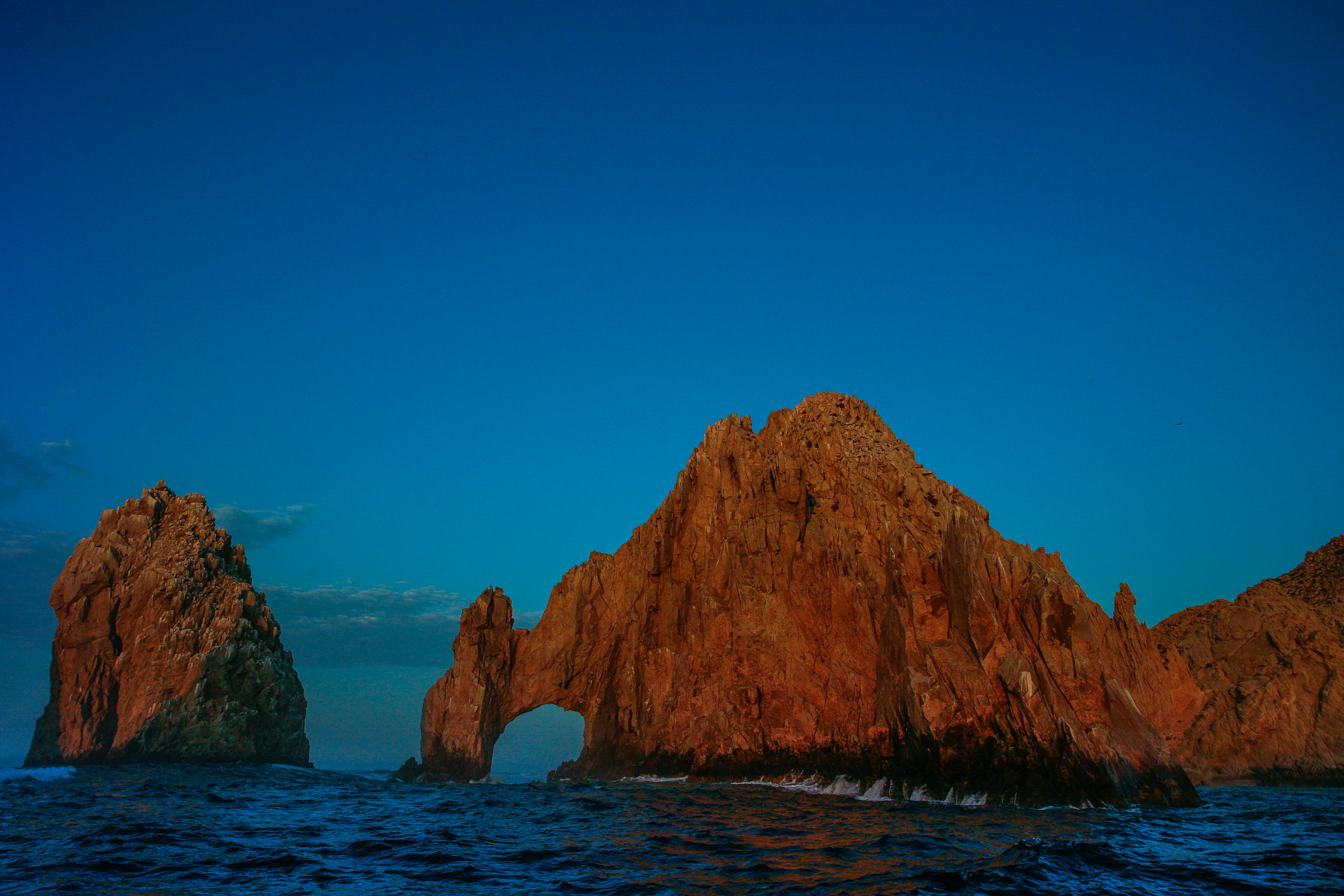 Cabo San Lucas shoreline, Steven Martine, travel and tourism photographer