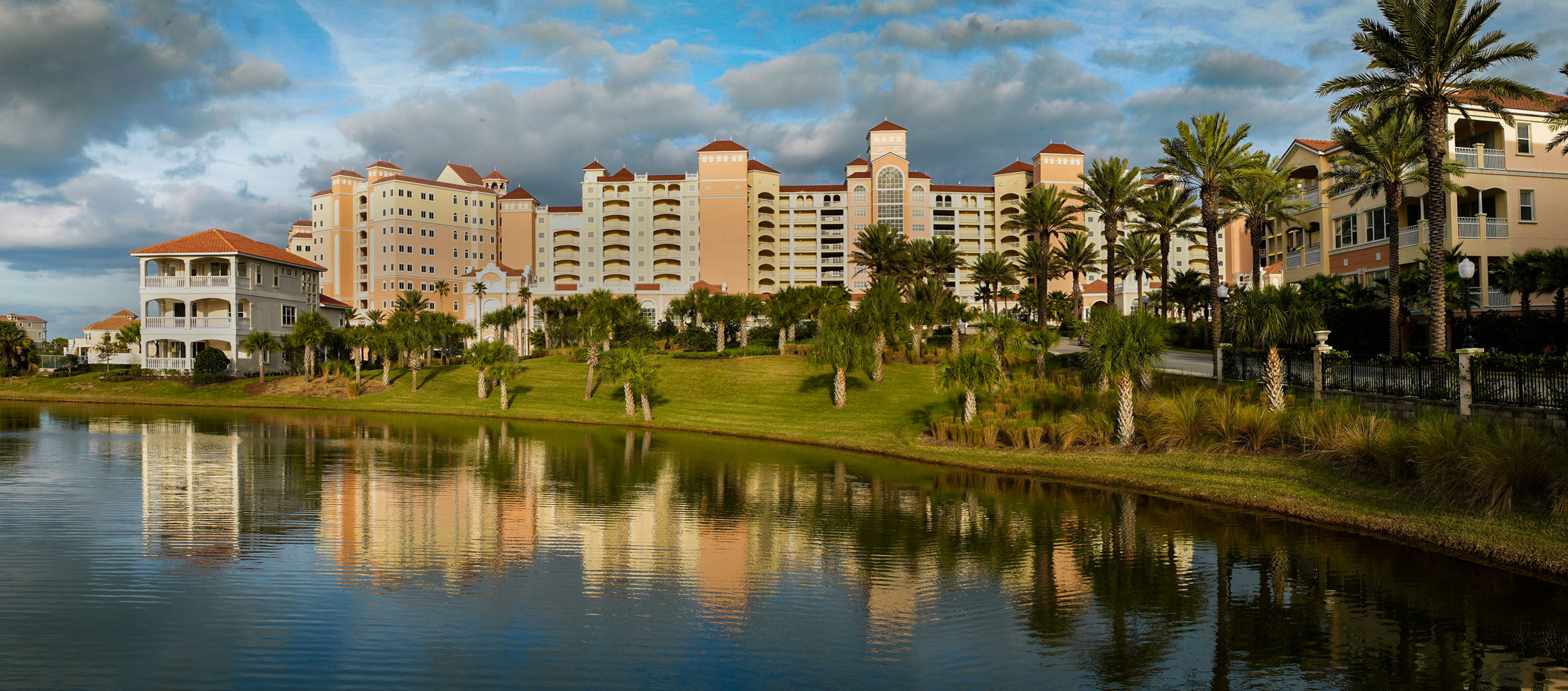 Resort photograph made by Steven Martine Florida advertising architecture photographer